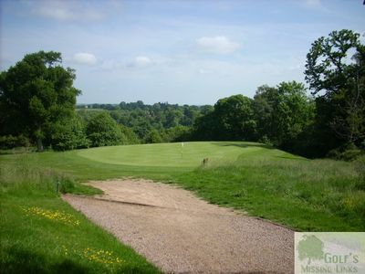 Belmont Lodge & Golf Club, Hereford. Which green?
