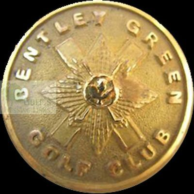 Bentley Green Golf Club, Colchester. Club button.