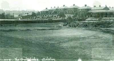 Bilston & Willenhall Golf Club, Prouds Lane. The clubhouse and course.