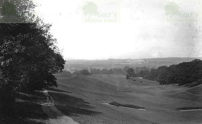 Bletchingley Golf Club, Surrey. The course at Nutfield.