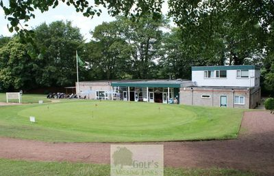 Canwick Park Golf Club, Lincoln. Pictures of the clubhouse and golf course.