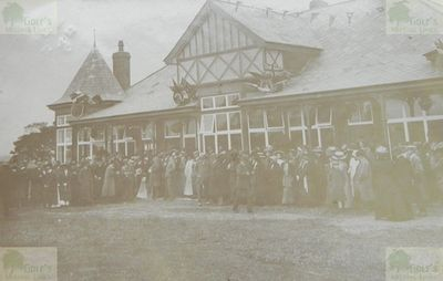 Carlisle (City) Golf Club. The opening of the Durranhill course in 1908.