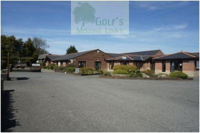 Charnock Richard Golf Club. The clubhouse.