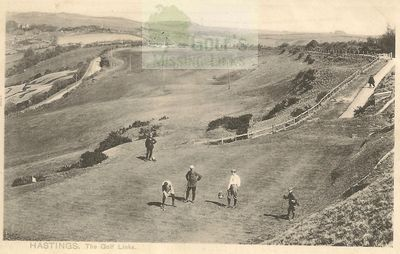 Hastings and St Leonards Golf Club. The Golf Links.