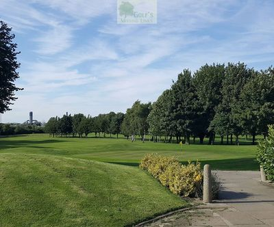 Immingham Golf Club, Lincolnshire. Picture of the Immingham Golf Course.