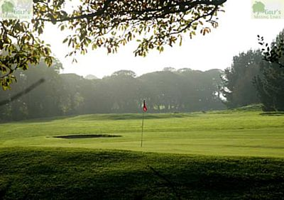 Killiow Park Golf Club, Truro. Picture of the golf course prior to closure.
