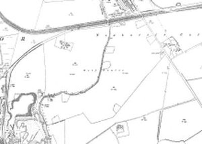 Lambton Colliery Golf Club, Fence Houses. 1920 O.S map.