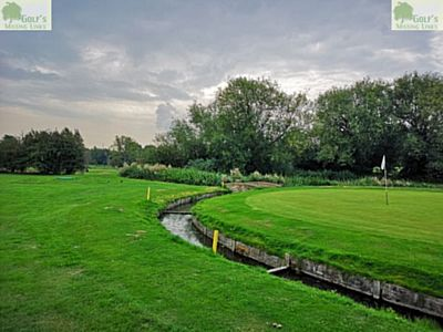 Maywood Golf Club, Rushy Lane, Sandiacre. Picture of the golf course.