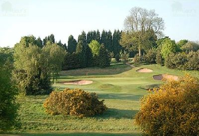 North Worcestershire Golf Club. The course.