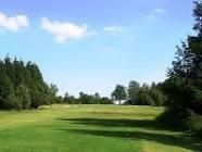Oadby Golf Club, Leicester. View of the course.