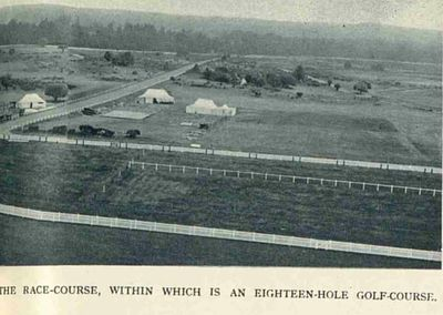 Royal Ascot Golf Club, Berkshire. Article from Illustrated Sporting Dramatic News 1931.