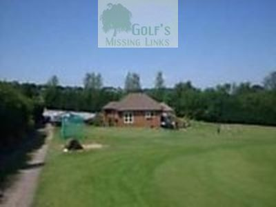 Severn Meadows Golf Club, Bridgnorth. The clubhouse.