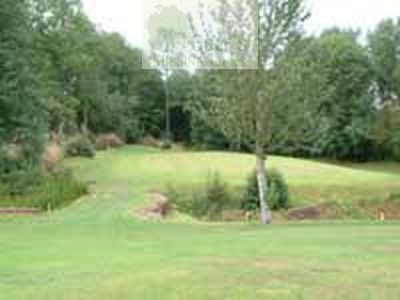 Severn Meadows Golf Club, Bridgnorth. The seventeenth.