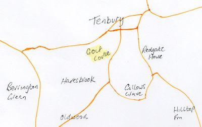 Tenbury golf course