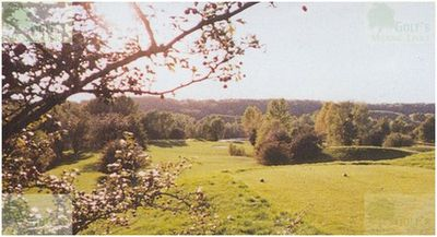 Lac de Germigny Golf Club, Seine-et-Marne (77). View of the former course.
