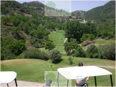Monte Mayor Golf Club, Marbella. Course in 2008.