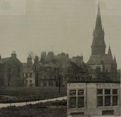 Bruntsfield Golfing Society, Edinburgh. The Golf Tavern Wright's Houses.