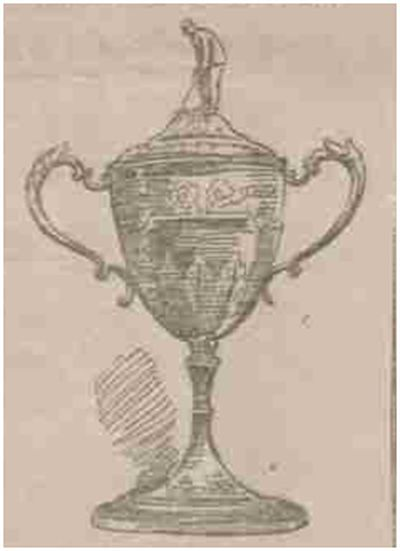 Canmore Golf Club, Dunfermline. The William Robertson Cup.