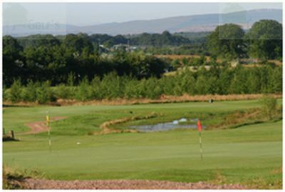 Kames Golf Club, East Lothian. Kames course.