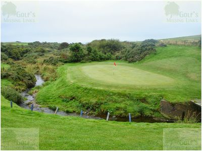 Lagganmore Golf Club, Dumfries & Galloway. View of the course.