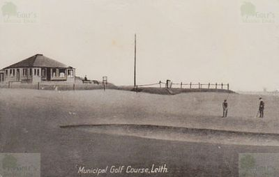 Leith Corporation Public Golf Course. Is it Craigentinny, Portobello or an unknown course?