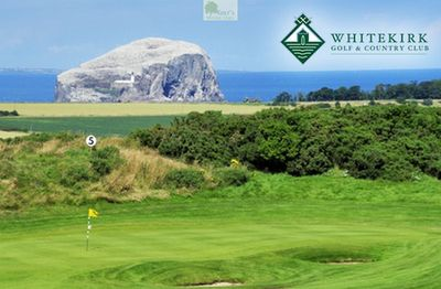 Whitekirk Golf & Country Club, North Berwick, East Lothian. Pictures of the Whitekirk golf course.