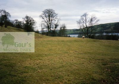 Bala Lake Golf Club - A former green in the centre?